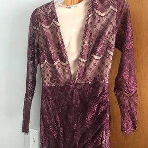 Charlotte Russe Dresses - Charolette Russe Tight fit dress